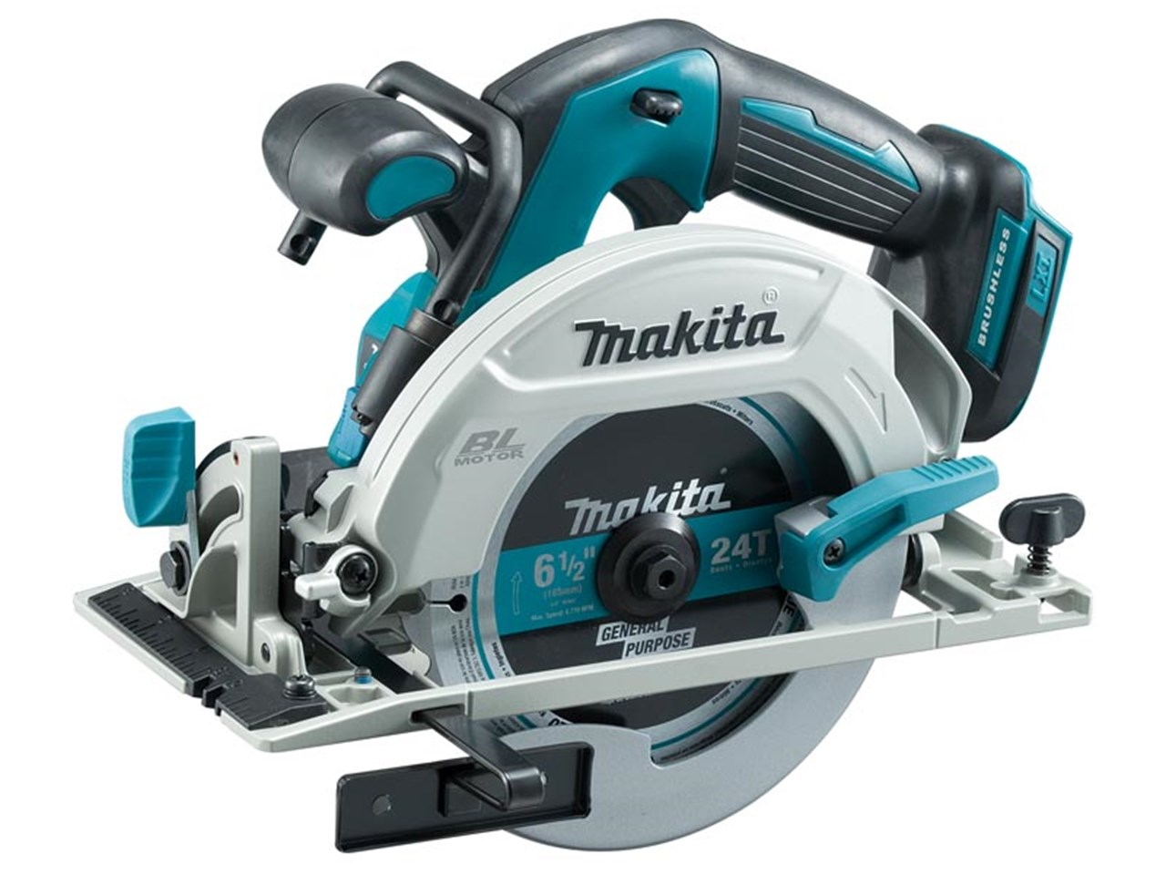 makita dhs680z 18v brushless circular saw bare unit. Black Bedroom Furniture Sets. Home Design Ideas