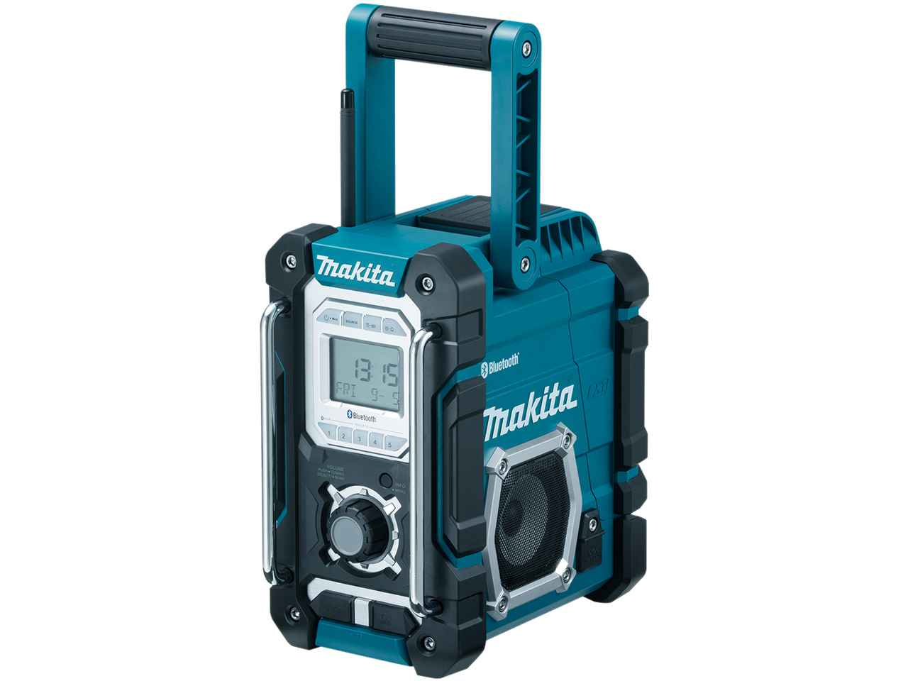 makita dmr106 bluetooth am fm job site radio ebay. Black Bedroom Furniture Sets. Home Design Ideas