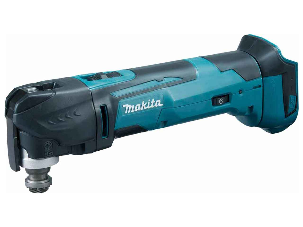 makita dtm51z 18v lxt multi tool bare unit. Black Bedroom Furniture Sets. Home Design Ideas