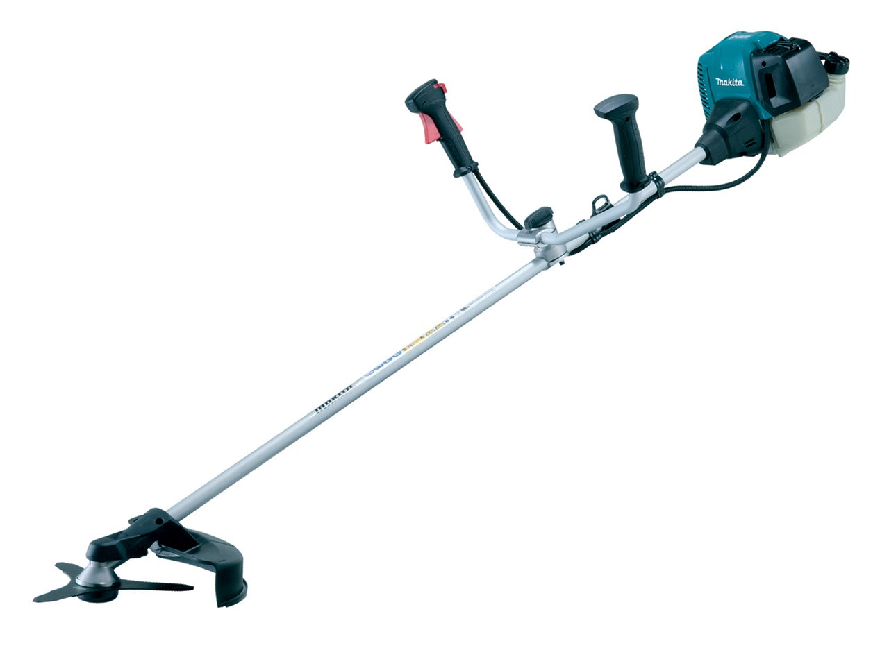 Makita EM4351UH 43cc 4 Stroke Brush Cutter Floating Structure
