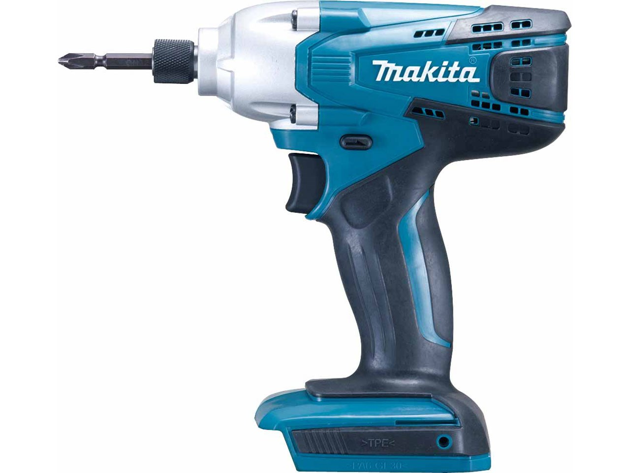 Makita TD127DZ 18v G Series Li-ion Impact Driver Bare Unit
