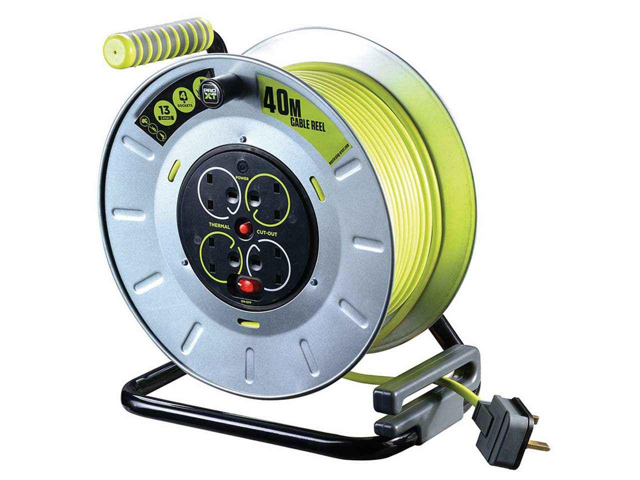 Festool 203924 H05 RN-F 2x1 240 V plug it Cable 4 mètres