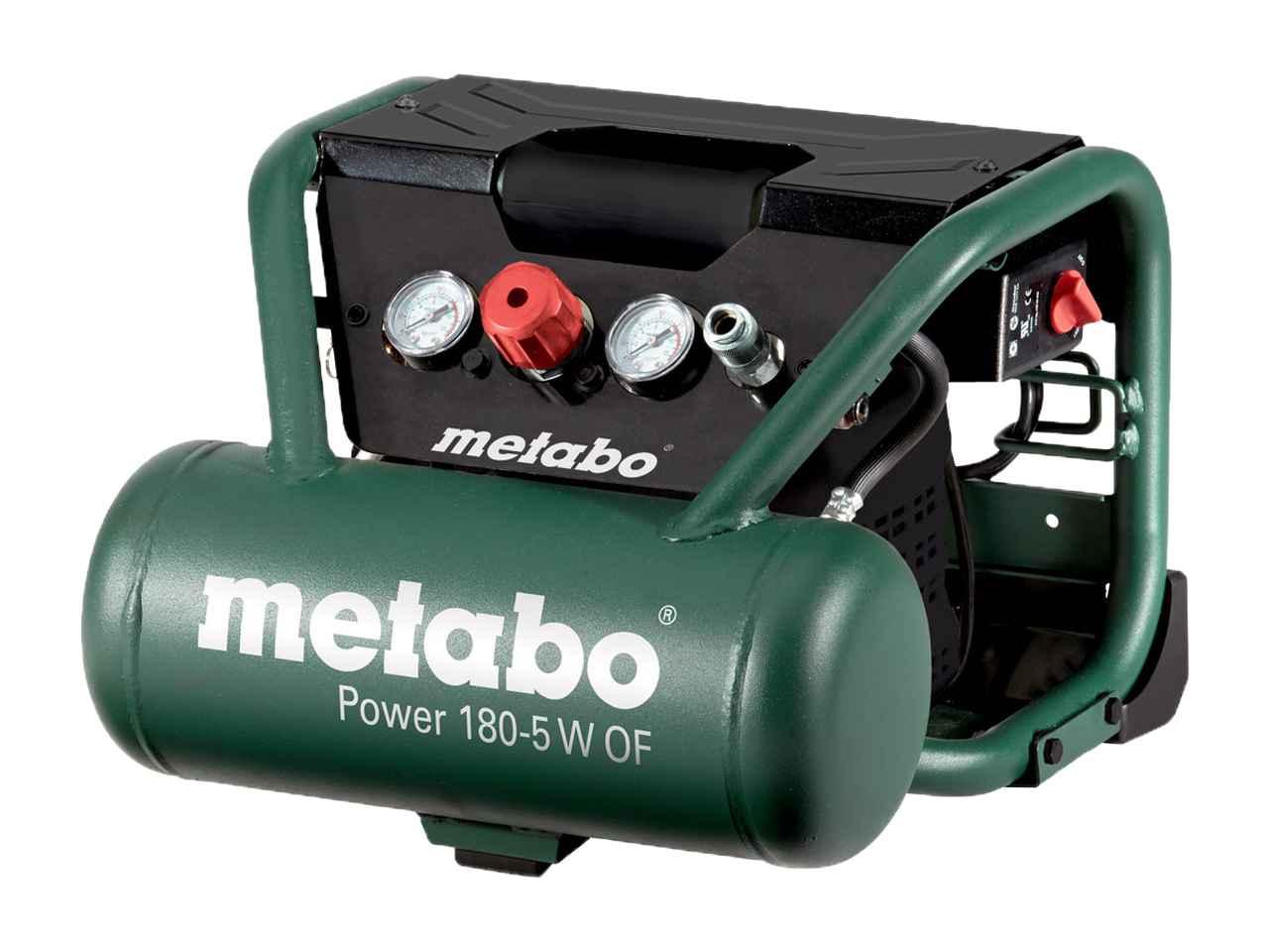 metabo power180 5wof 1100w 180 5 power compressor 240v rh ffx co uk Metabo Logo Metabo Cutting Wheels
