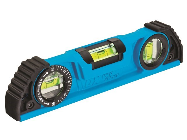 Ox Tools P027210 Pro Torpedo Level 250mm