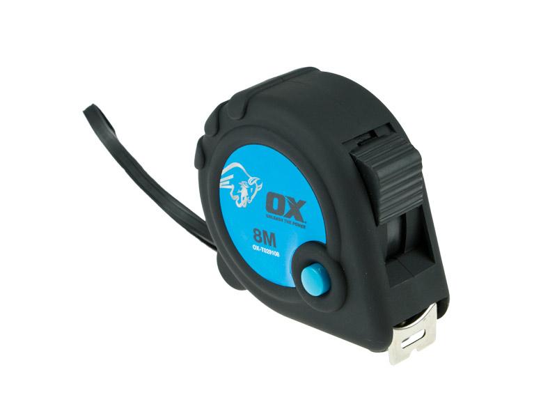 Ox 8 Meter Trade Tape Measure OX-T020608
