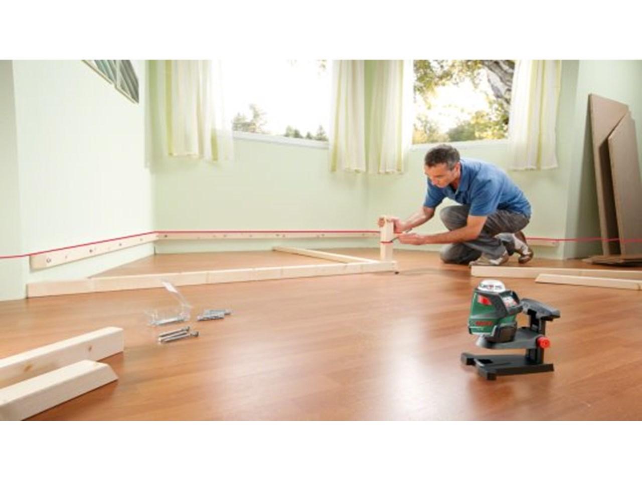 bosch pll360 self levelling 360 line laser pll 360. Black Bedroom Furniture Sets. Home Design Ideas