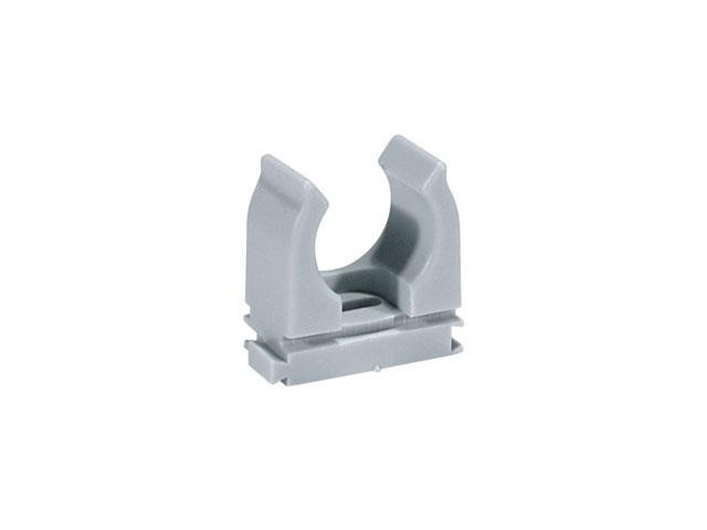 SPIT 567214 Grey Conduit Clip 16mm Box of 100