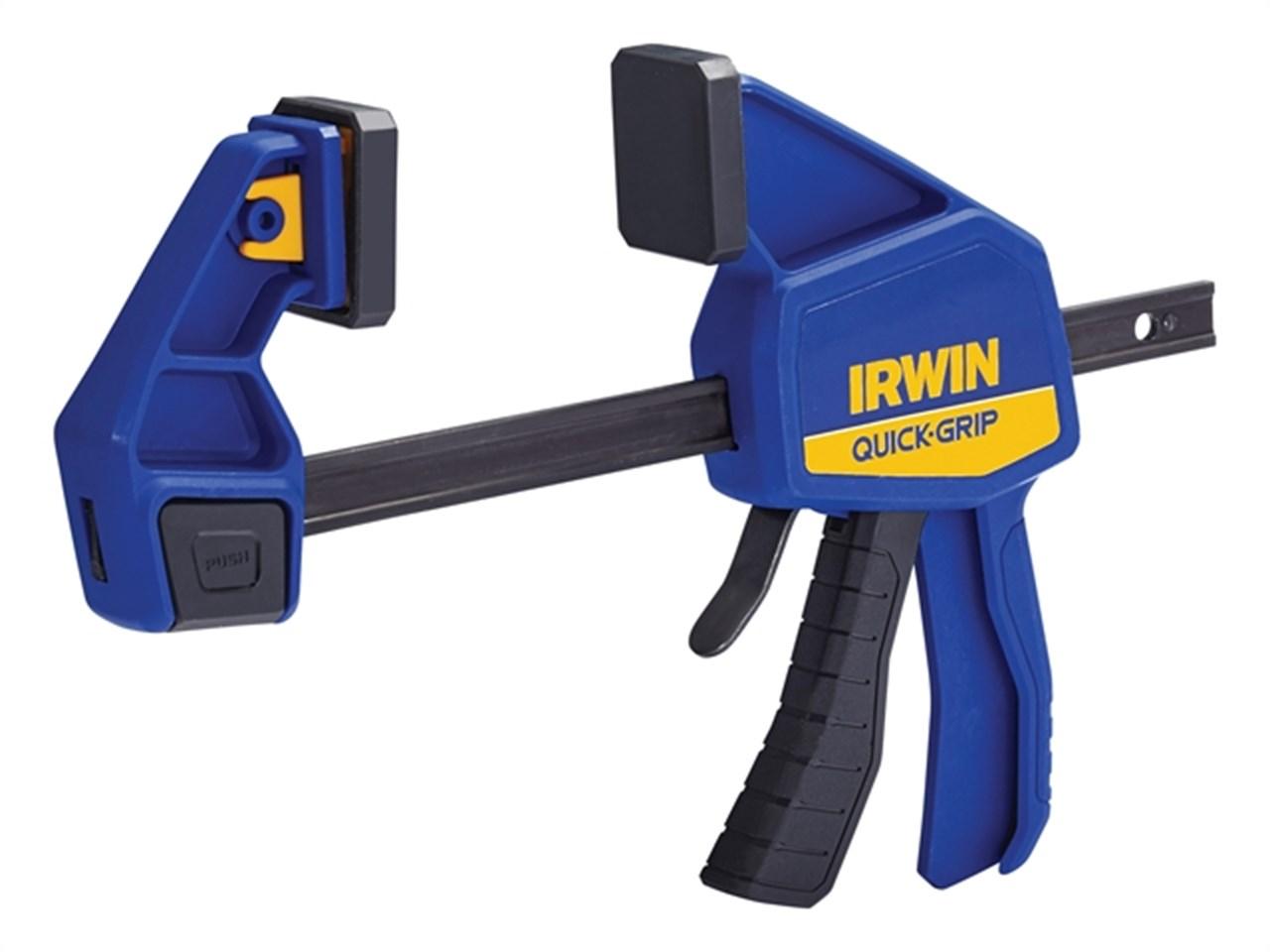 Irwin quick grip q g qcn change bar clamp mm in