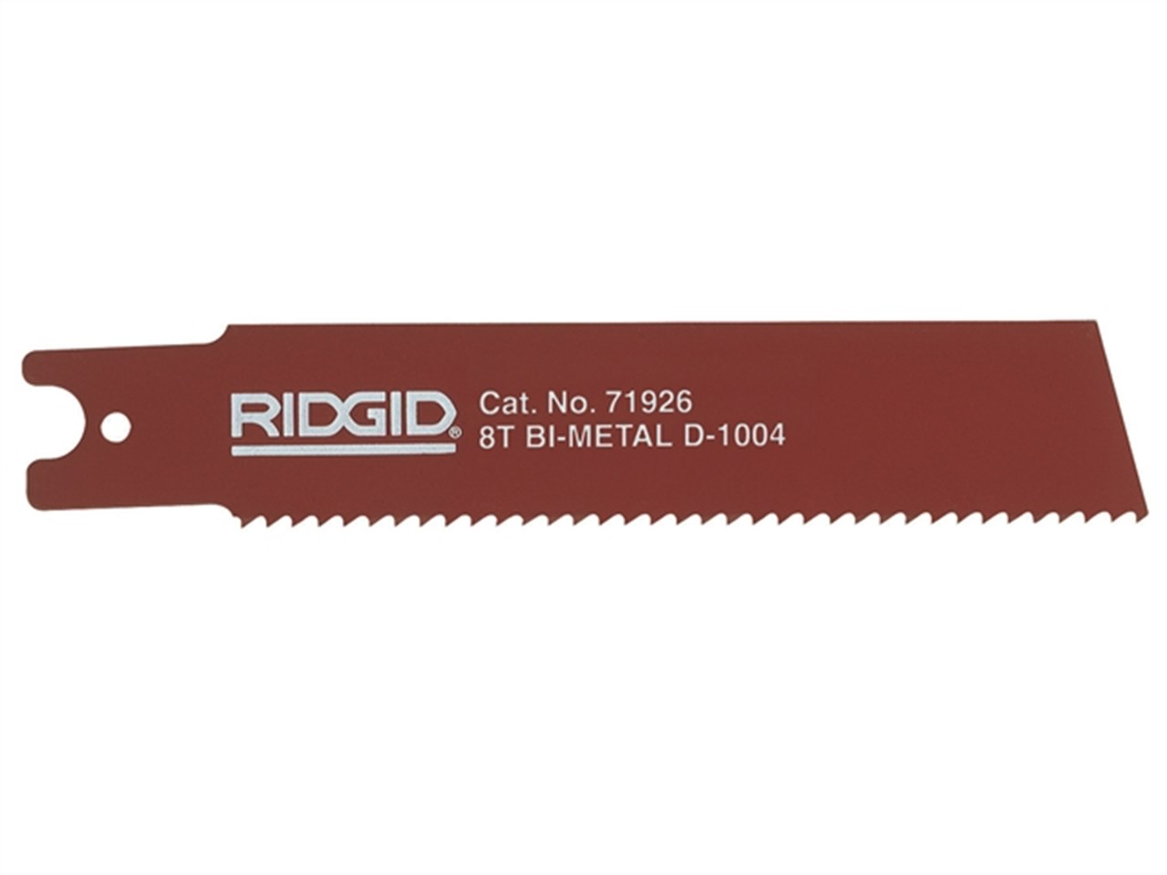 Ridgid 71926 reciprocating saw blade for heavy wall steel pipe 150mm ridgid 71926 reciprocating saw blade for heavy wall steel pipe 150mm 6in 5pk keyboard keysfo Image collections