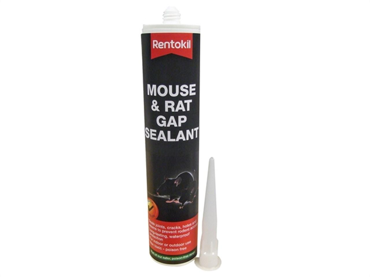 Rentokil FMS01 Mouse and Rat Gap Sealant