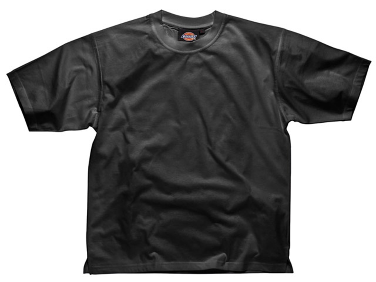 b572411ba16b Dickies SH34225 BK 3XL Cotton T-Shirt Black XXXL