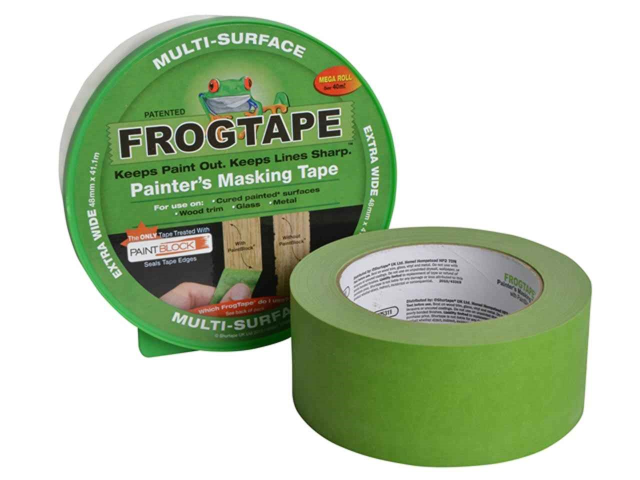 frogtape 142476 frog tape multi-surface 48mm x 41.1m