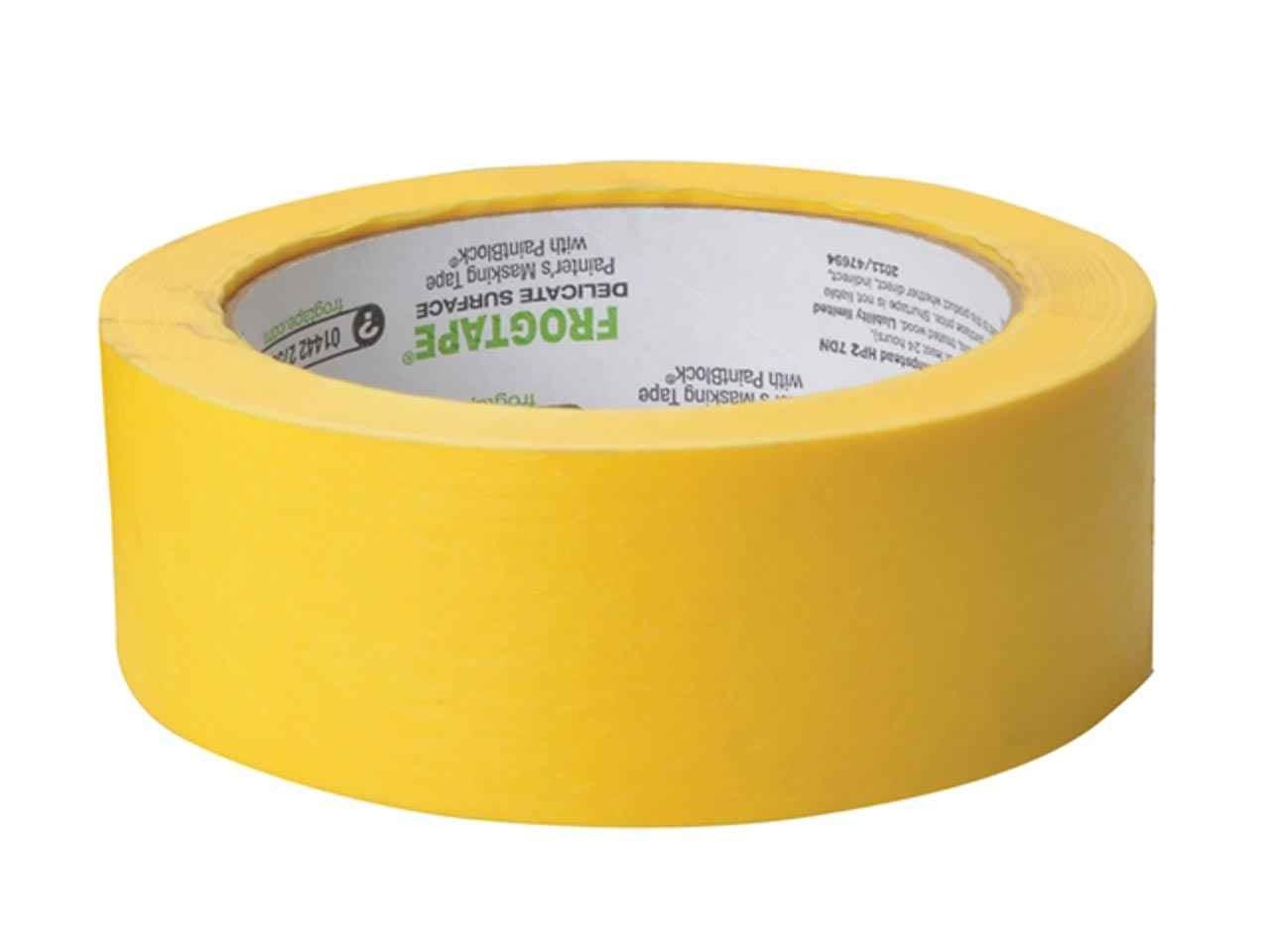 frogtape 202552 24mm x 41.1m delicate masking tape