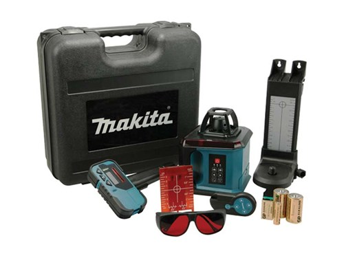 makita skr200z automatisch selbstnivellierend laser wasserwaage ebay. Black Bedroom Furniture Sets. Home Design Ideas