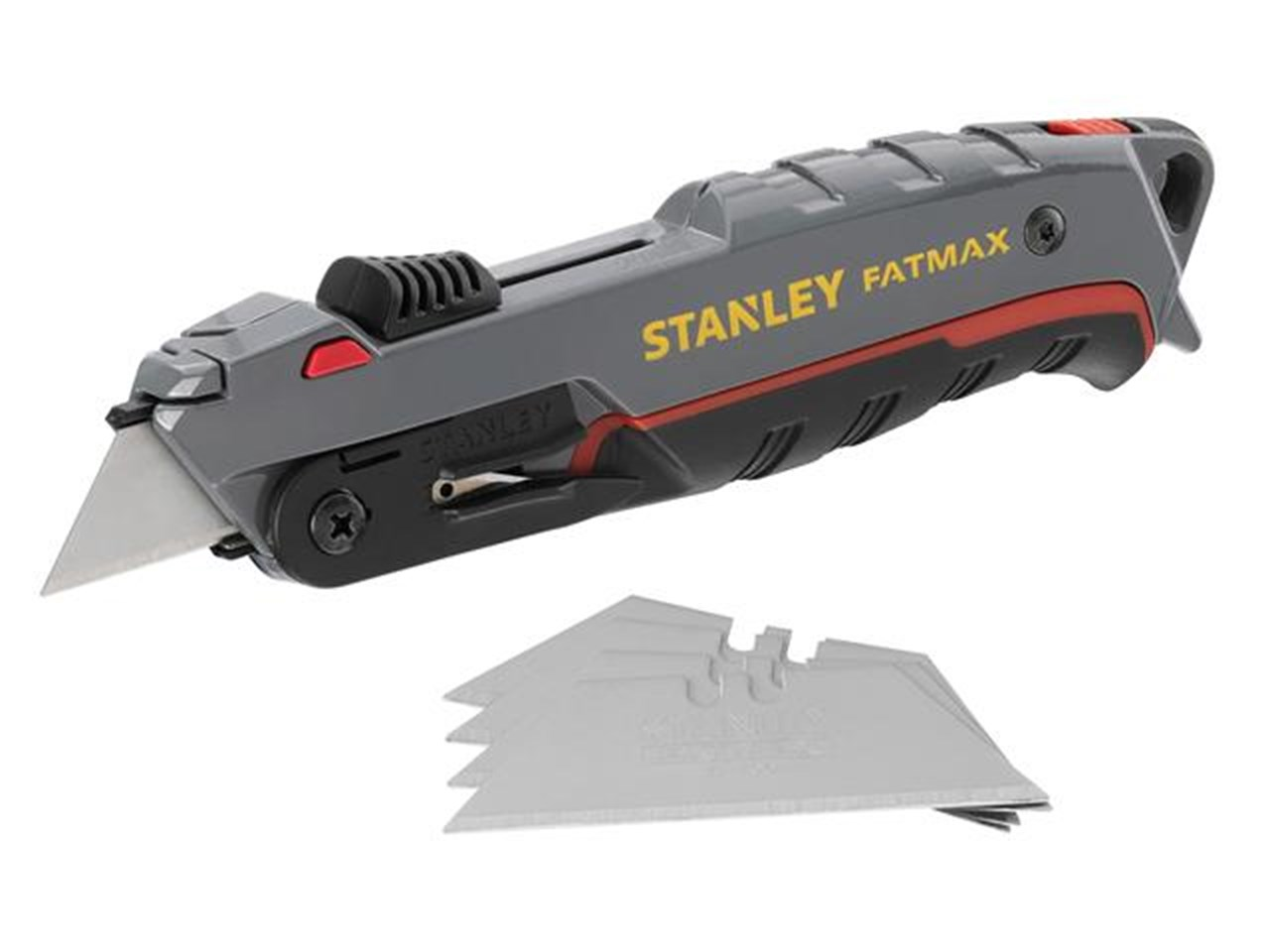 stanley sta010242 fatmax safety knife. Black Bedroom Furniture Sets. Home Design Ideas