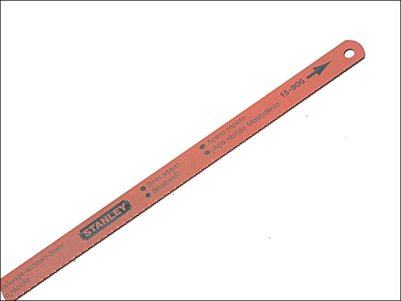 Stanley sta015906 hacksaw blades high speed steel molybdenum x 2 keyboard keysfo Image collections