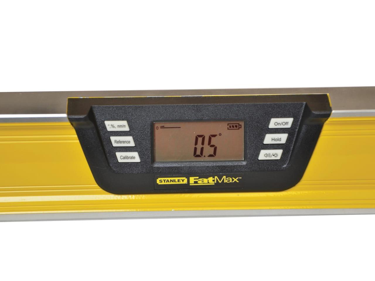 Nivel FatMax digital 60cm STANLEY 0-42-065