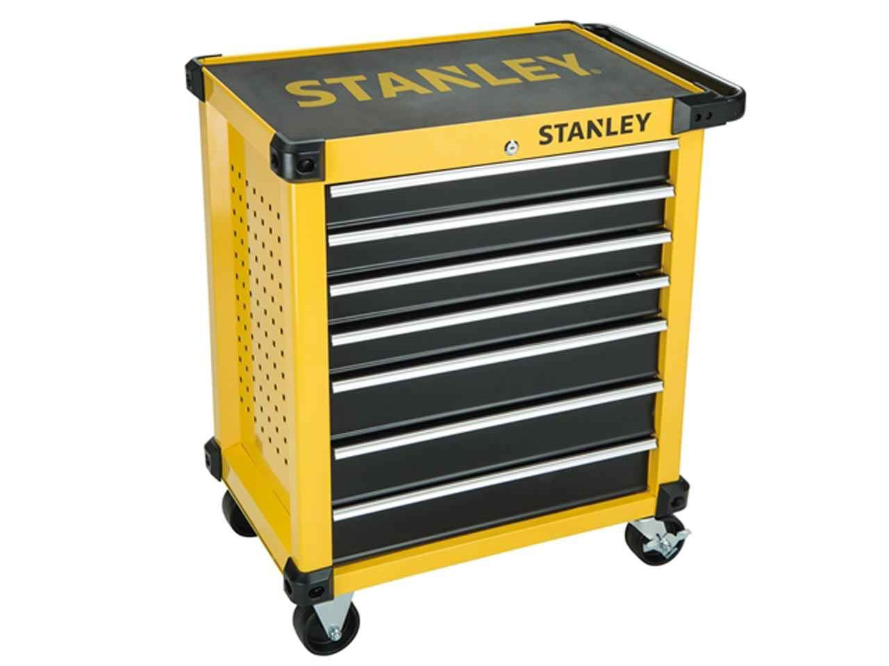 Stanley Sta174306 27in Roller Cabinet 7 Drawer