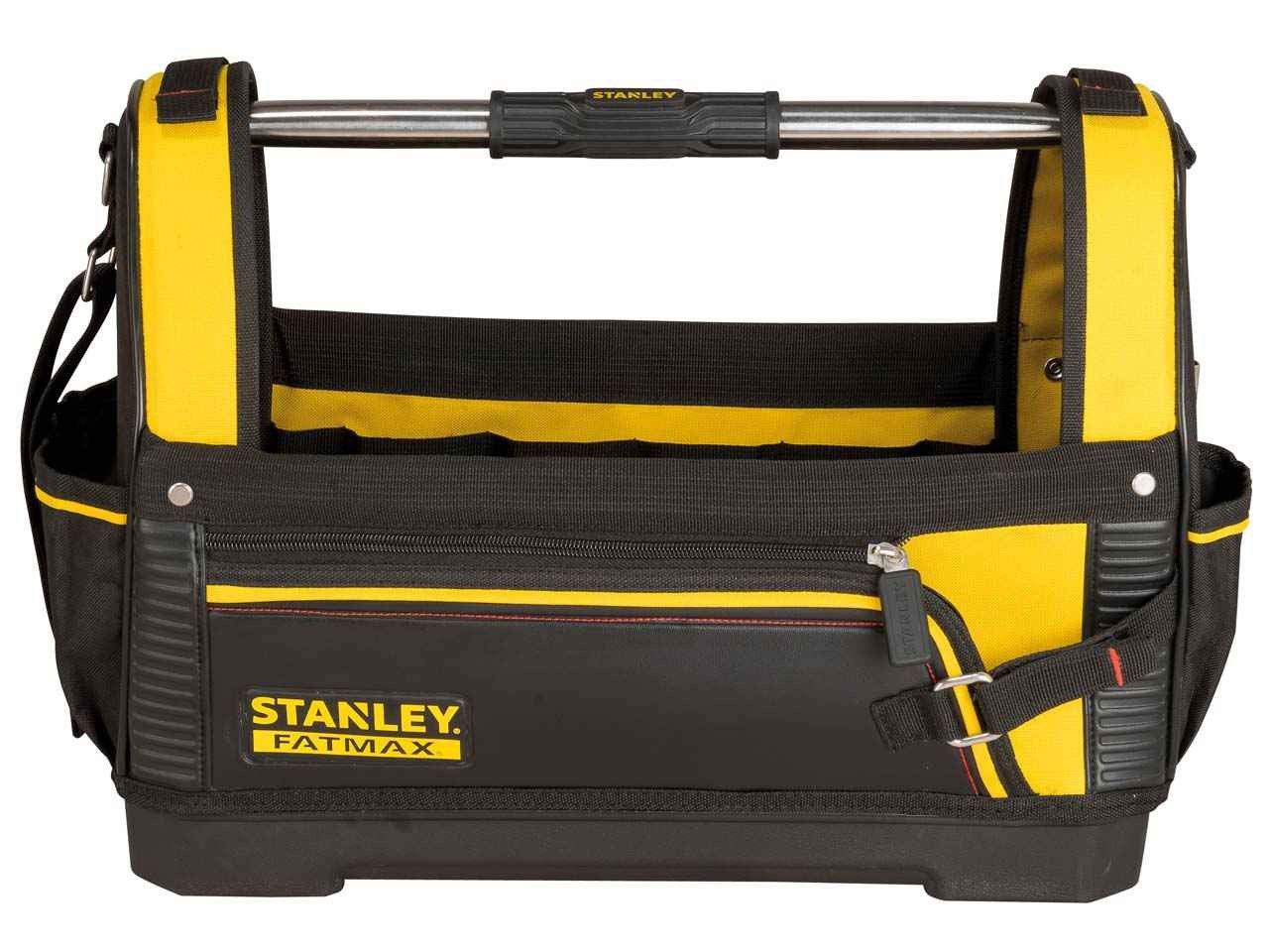stanley sta193951 fatmax 18in open tote tool bag. Black Bedroom Furniture Sets. Home Design Ideas