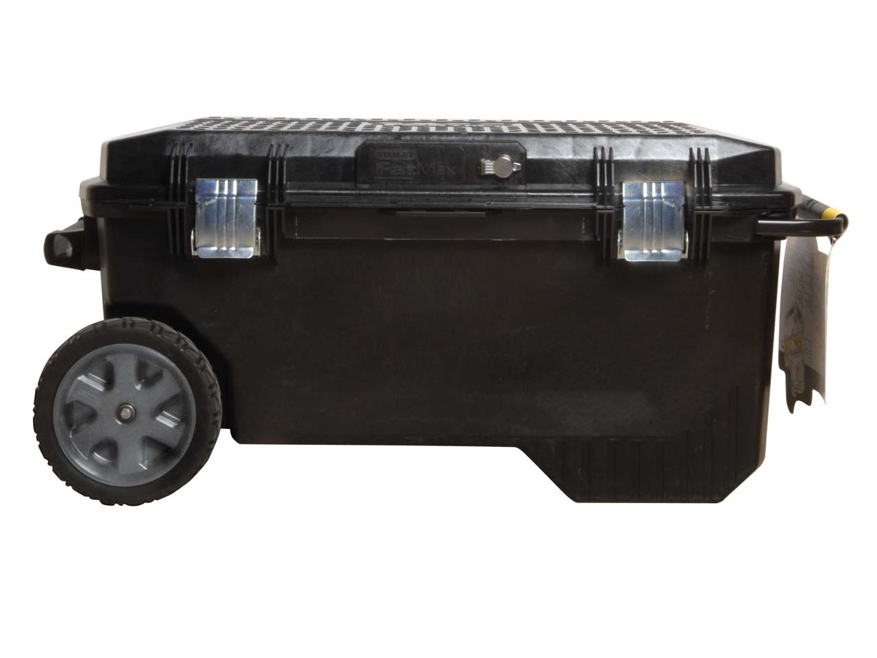 stanley sta194850 fatmax mobile job chest 30 gallon 113 litre. Black Bedroom Furniture Sets. Home Design Ideas