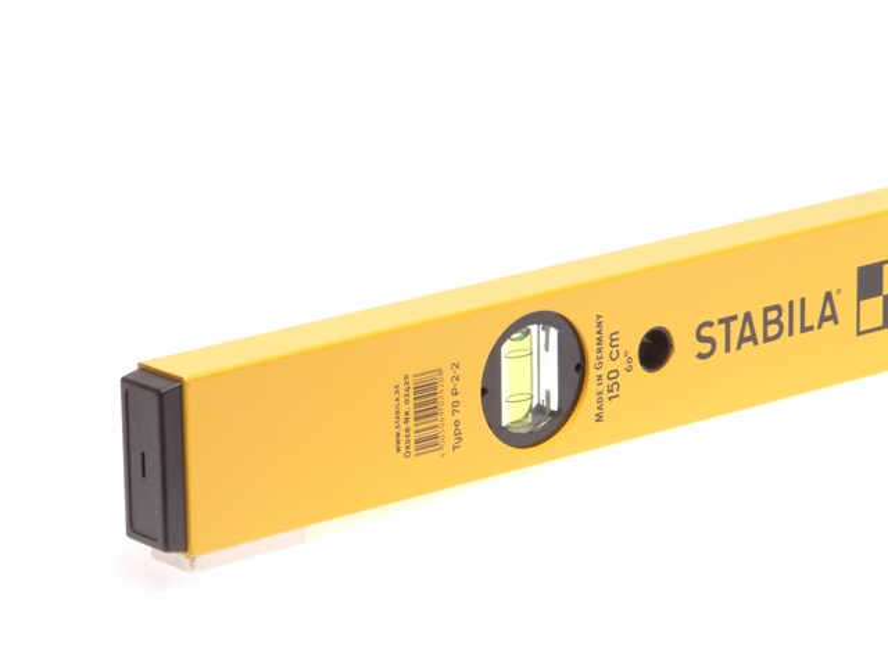 Stabila 70P-2-2 Level 200cm//78in 02422