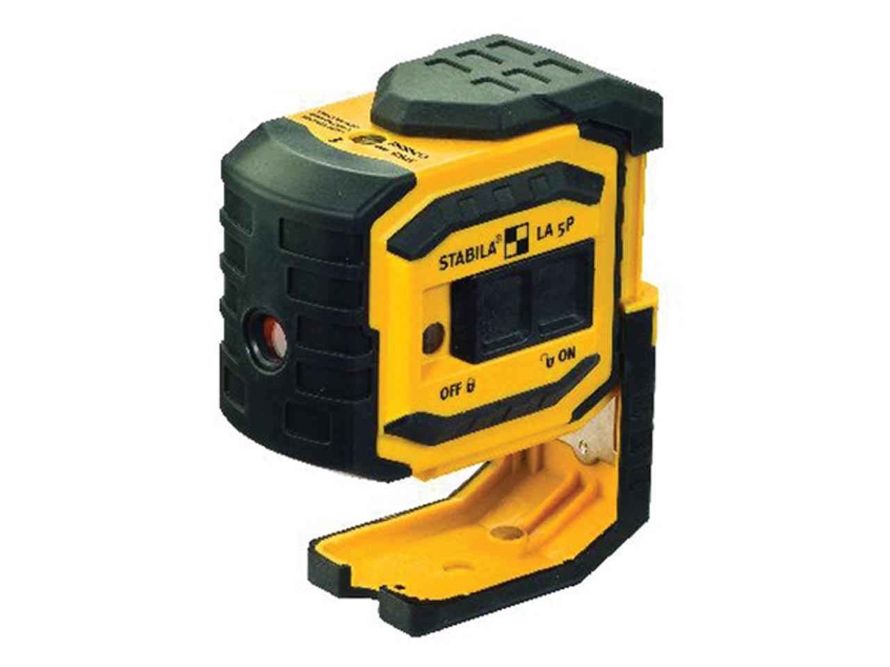 Stabila Stbla5p Self Levelling 5 Point Laser Level