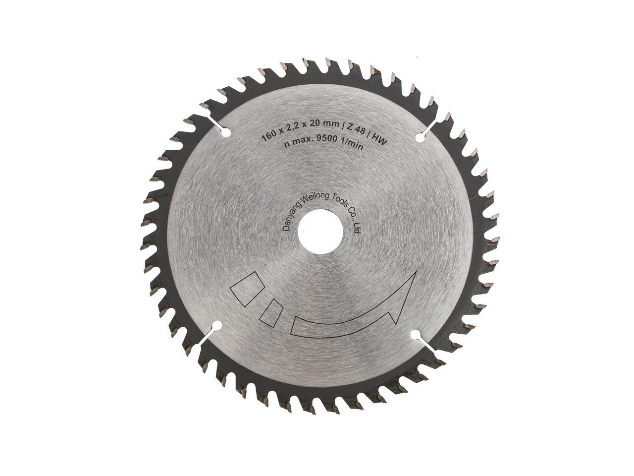 Metabo 628060000 216mm x 30mm 40 Tooth TCT Circular Saw Blade