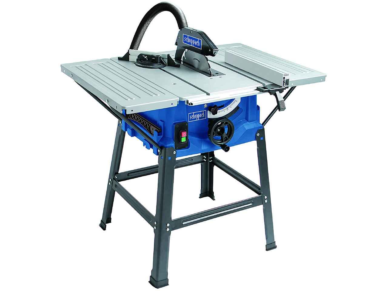 Scheppach Hs100s 230v 250mm 10 Table Saw Bench Ebay