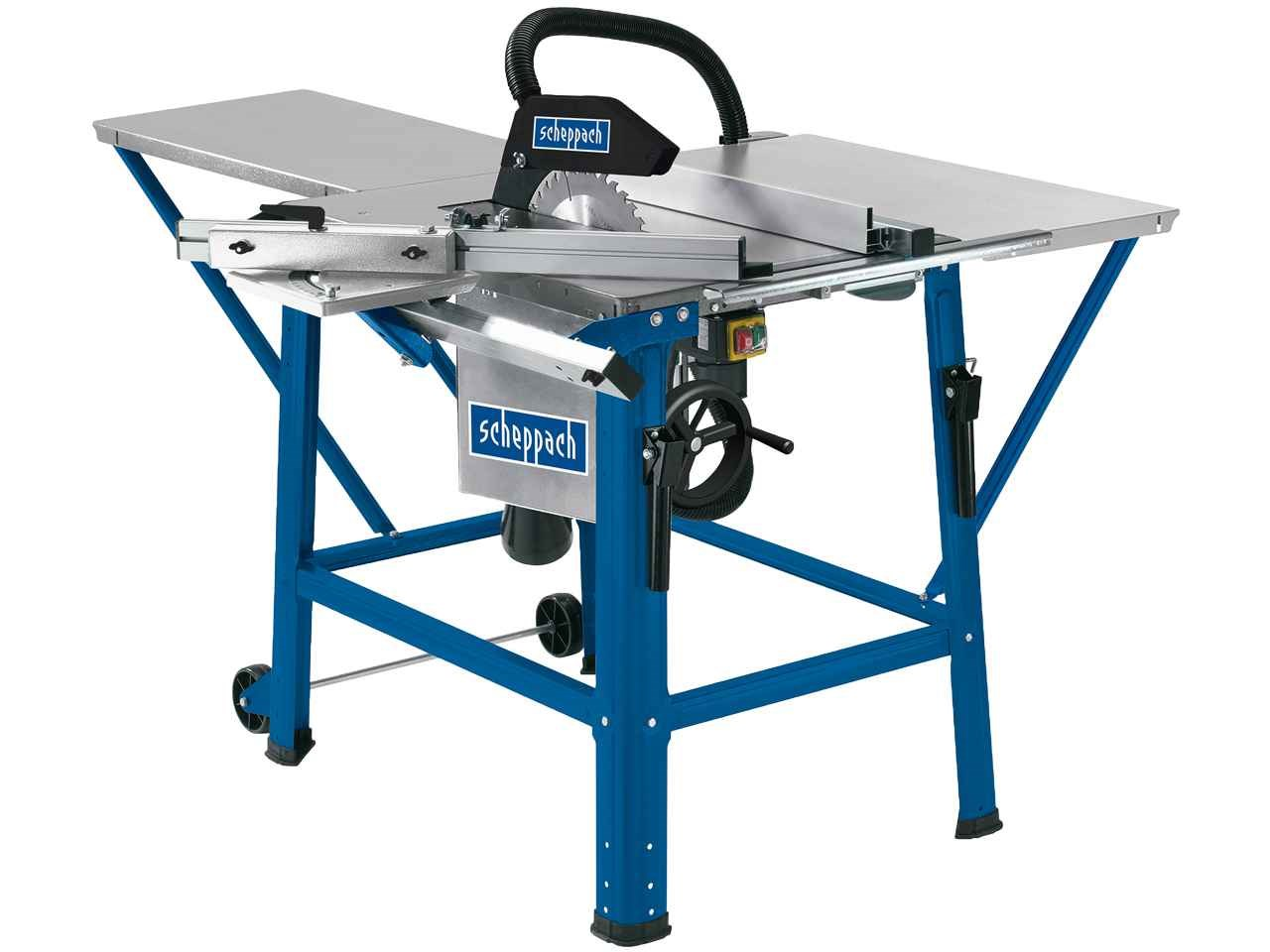Scheppach Ts310 12in Table Saw Sliding Table Carriage