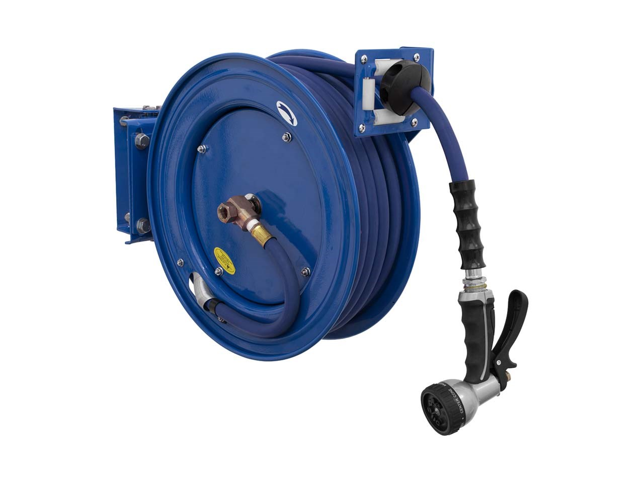 Sealey Whr1512 15m 13mm Heavy Duty Retractable Water Hose