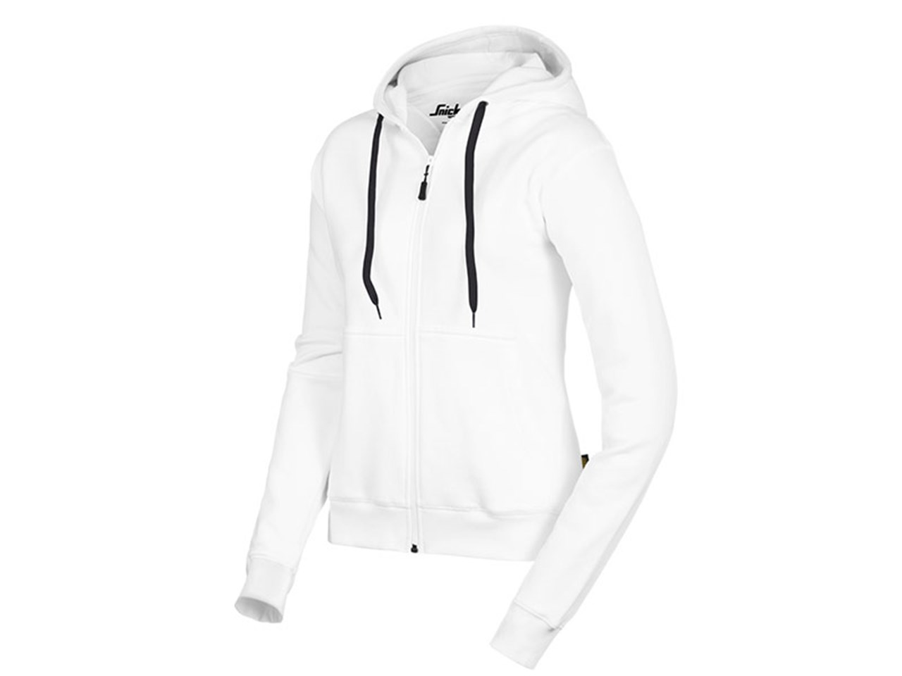 306d0181a Snickers 28060900005 Womens Zip Hoodie White M