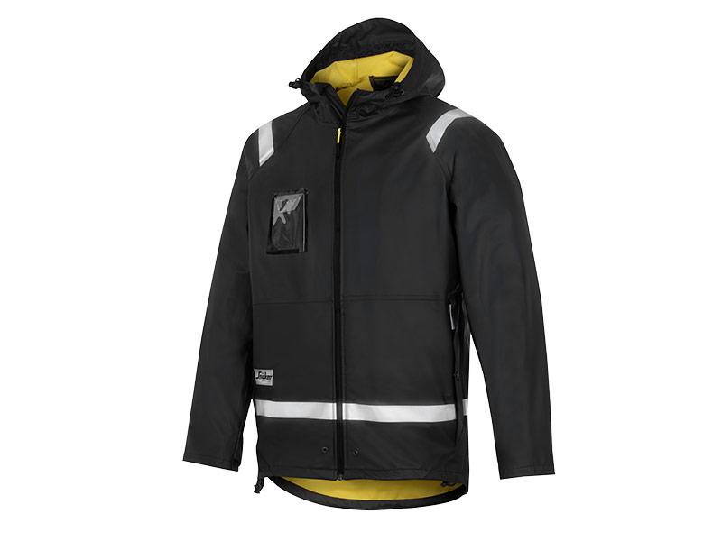 Dickies Wakefield Reflective Jacket Mens Waterproof Durable Work Coat JW7017