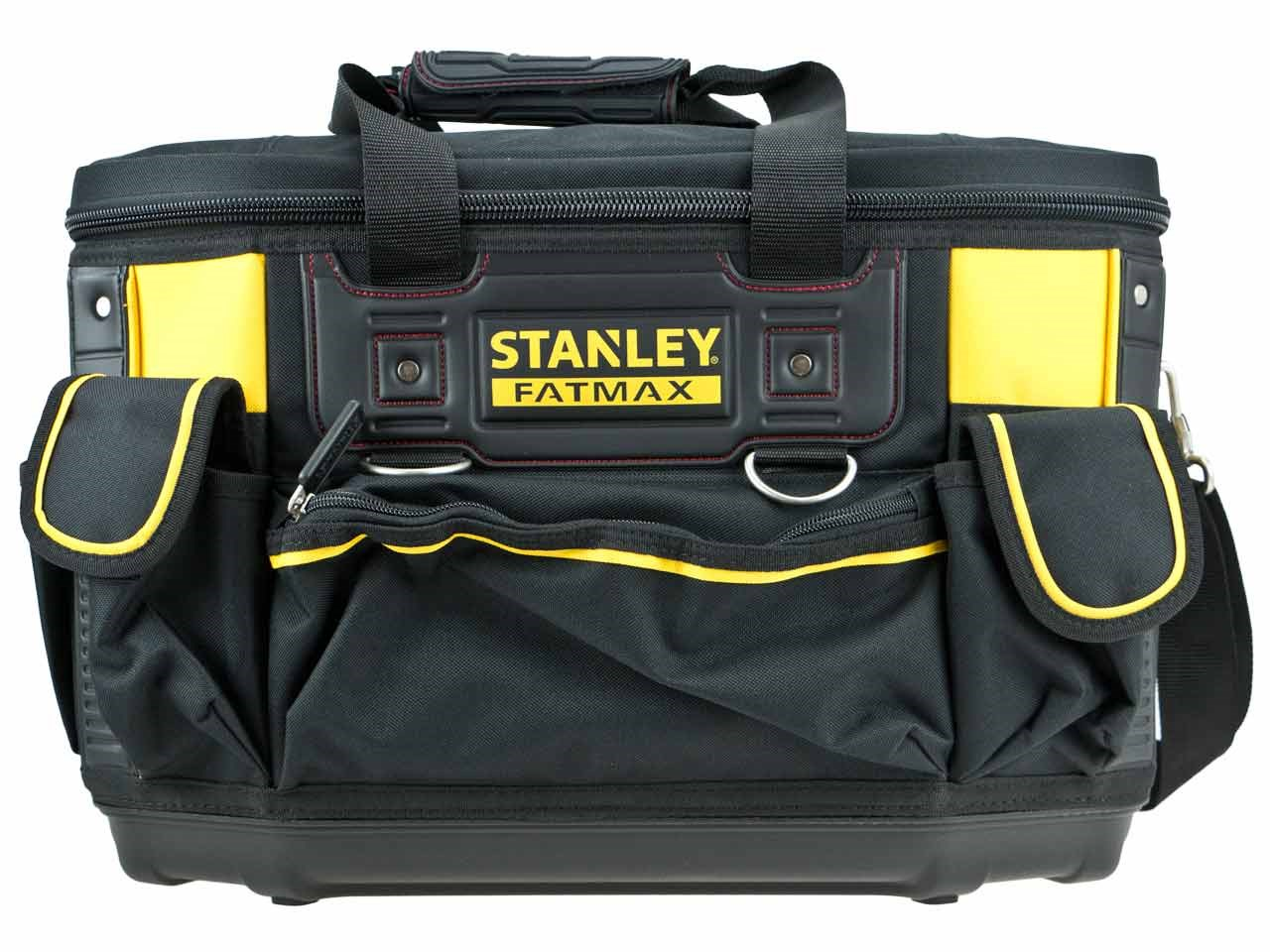 stanley fmst1 70749 fatmax rigid top tool bag. Black Bedroom Furniture Sets. Home Design Ideas