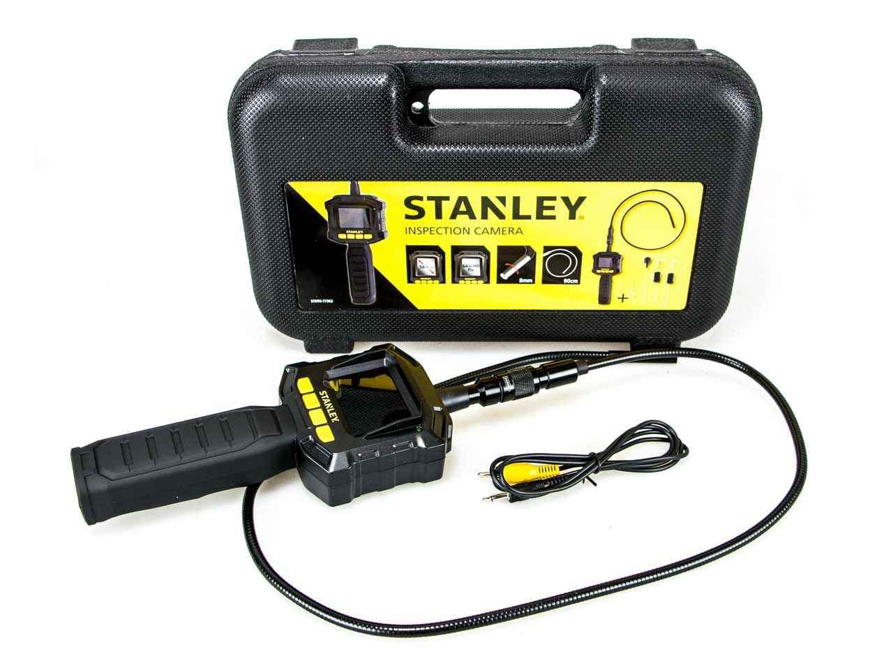 stanley int077363 inspection camera. Black Bedroom Furniture Sets. Home Design Ideas