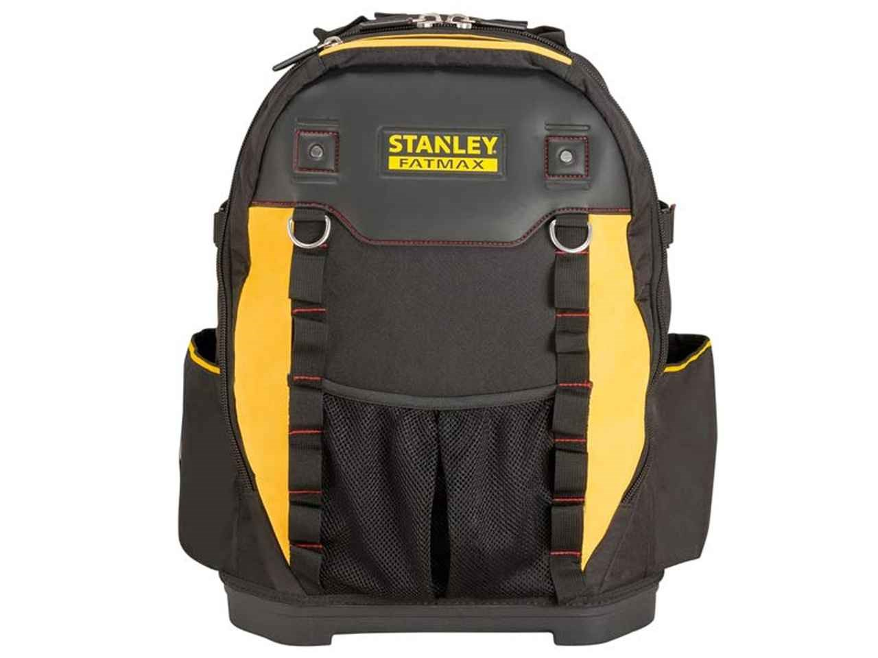 stanley sta195611 fatmax tool technicians ruck sack backpack. Black Bedroom Furniture Sets. Home Design Ideas