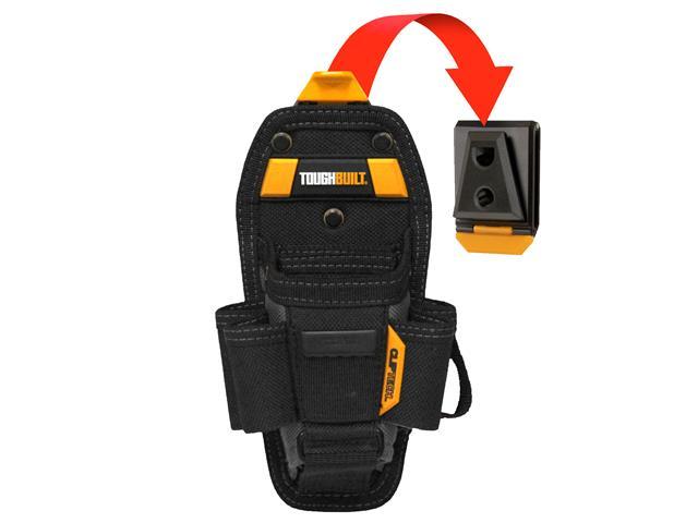 Medium ToughBuilt T//BCT36M7 Technician 7 Pocket Pouch