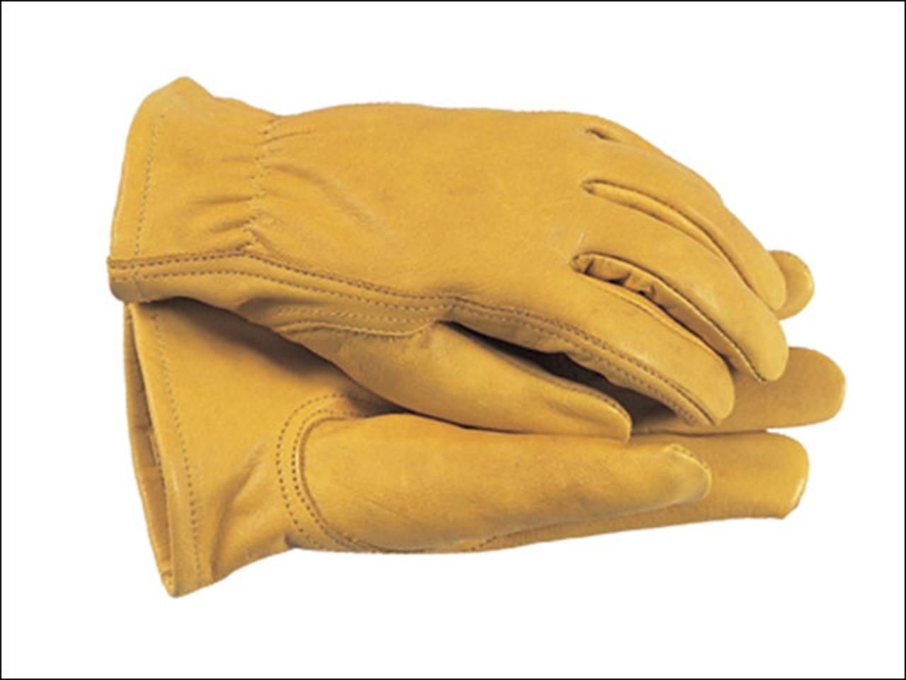 Town And Country Tgl105m Premium Leather Gloves Ladies Medium