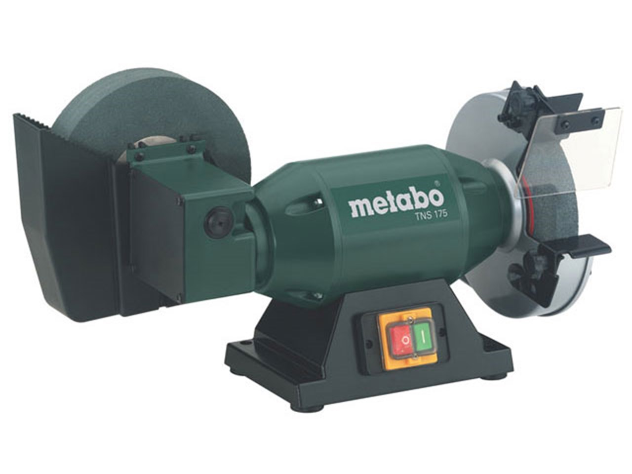 Metabo Tns175 240v 500w Bench Grinder And Wet Stone Function