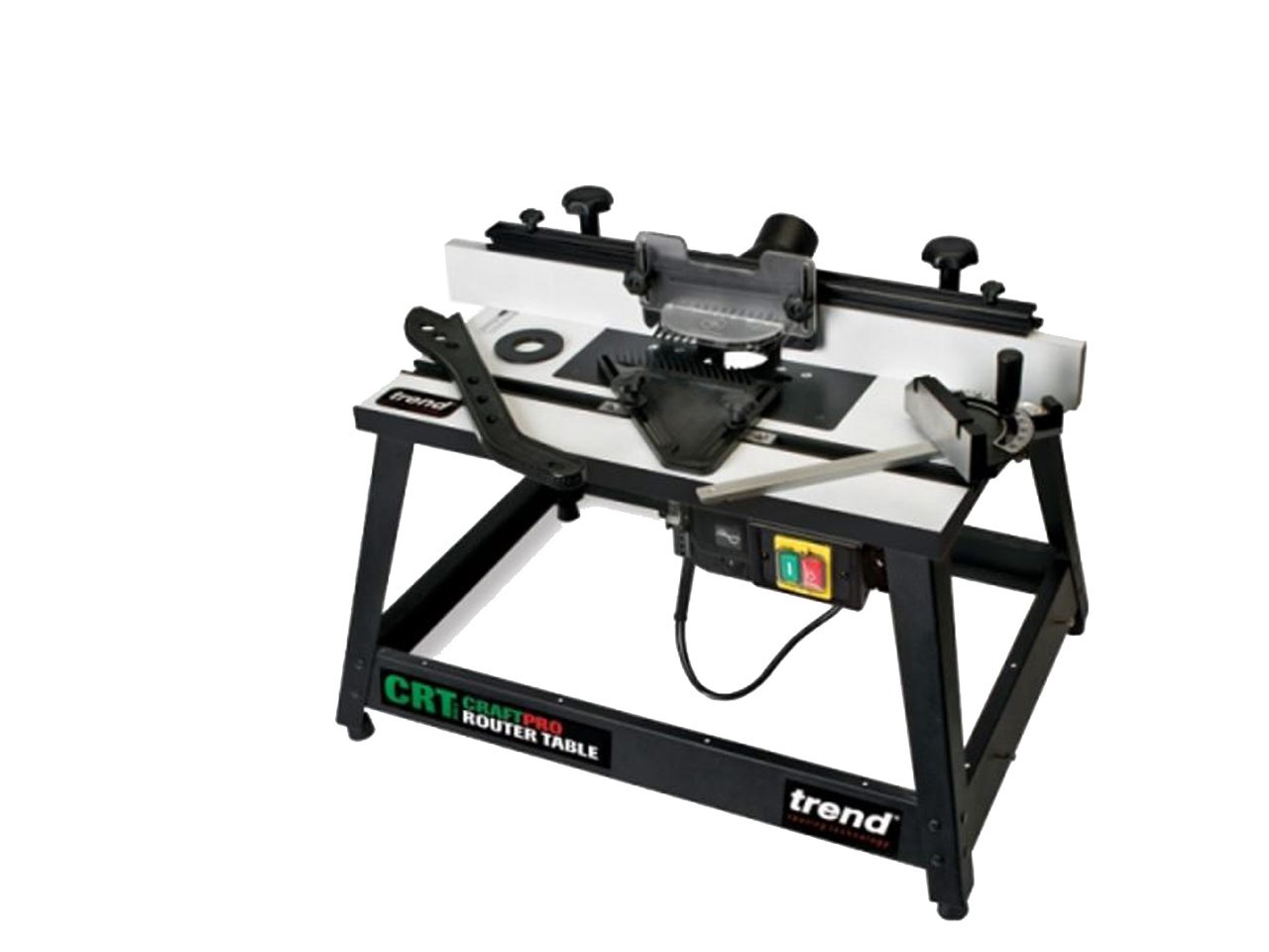 Trend crtmk3 craftpro router table mk3 240v greentooth Choice Image