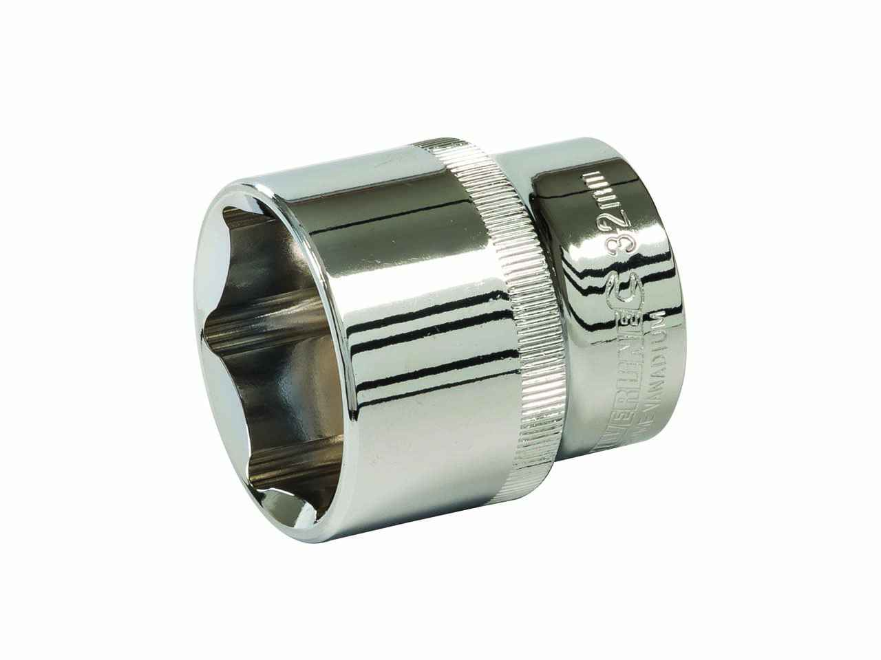 "SP1228 Sealey WallDrive® Socket 28mm 1//2/""Sq Drive Fully Polished"