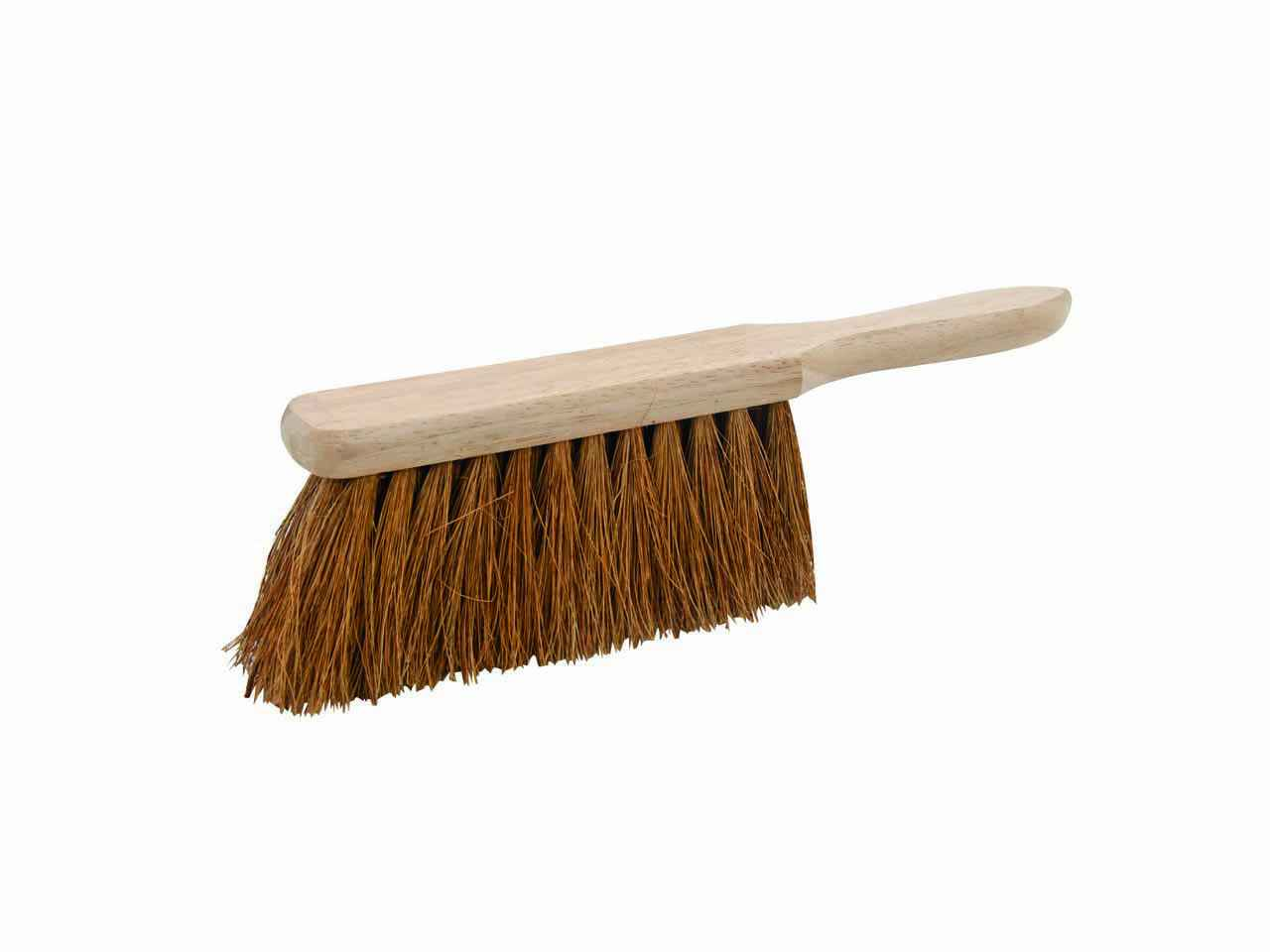 Outdoor Use Silverline 277870 Soft Coco Hand Brush Rubberwood Handle for Indoor