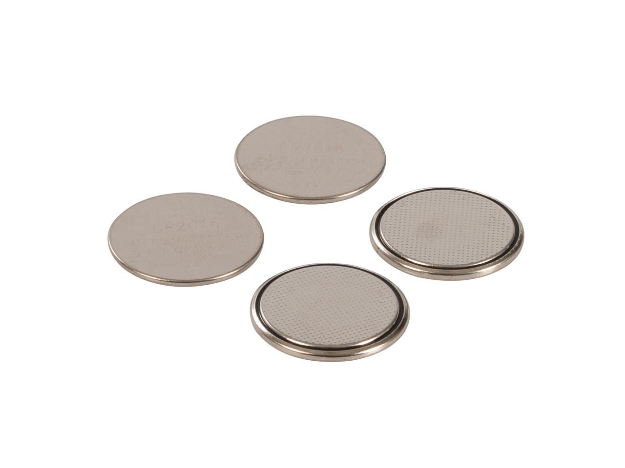 458775 Power master high performance Battery Lithium Button Cell CR2025 4pk
