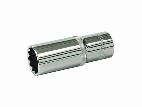 Silverline Douille Profonde TwinPodger 21//23mm