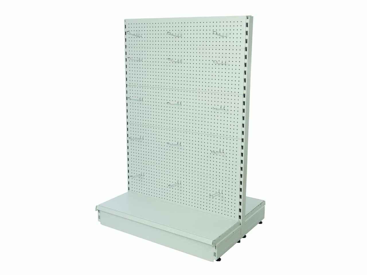 Details About Boa 555986 Pegrd Gondola 1000x400x1500mm Pegrd Slatwall Systems