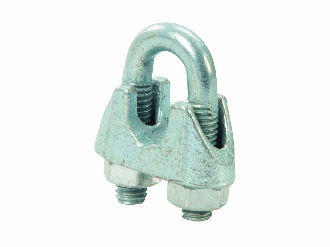 Fixman 595051 Wire Rope Clips 10pk M6