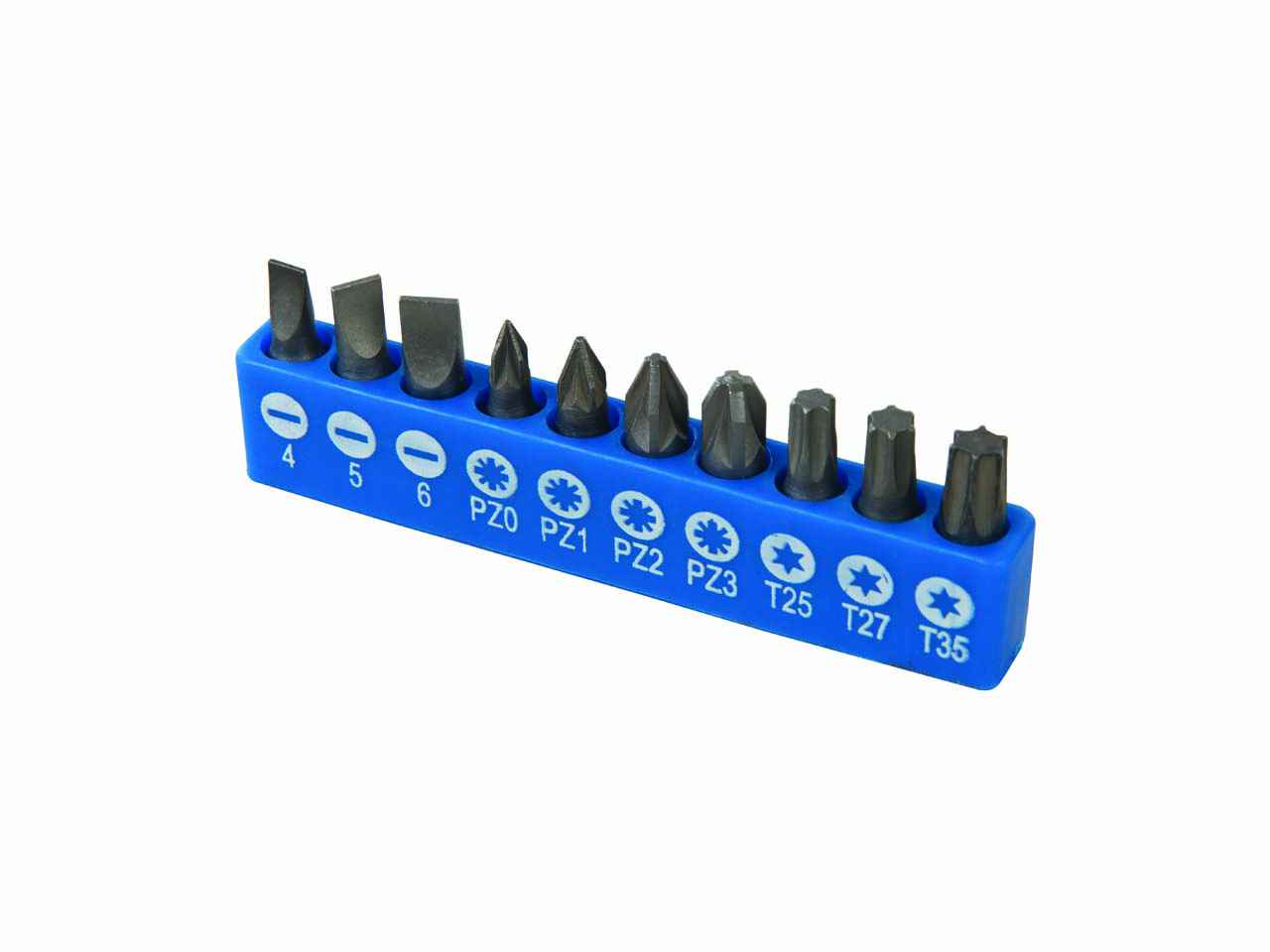 Angle Screwdriver Bit Holder Set Corossion Resistant /& Steel Construction 12Pc