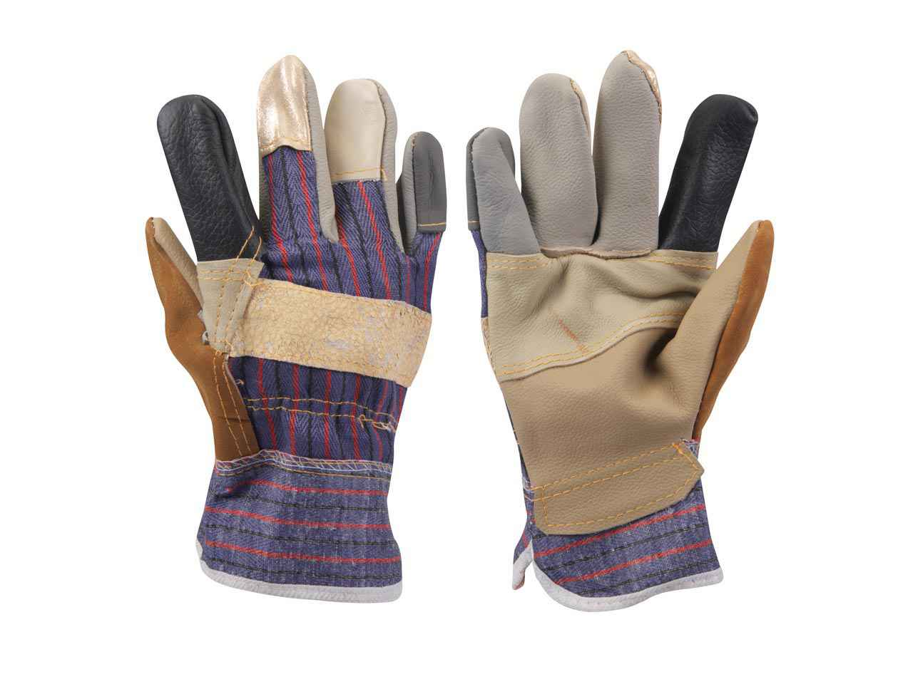 Silverline 633603 Furniture Rigger Gloves One Size