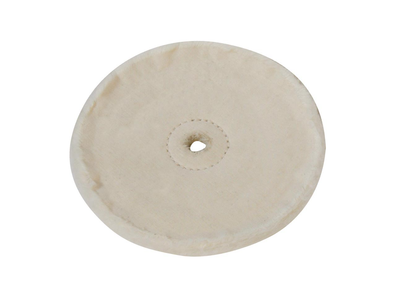 Silverline 633782 Double-Stitched Buffing Wheel 150mm