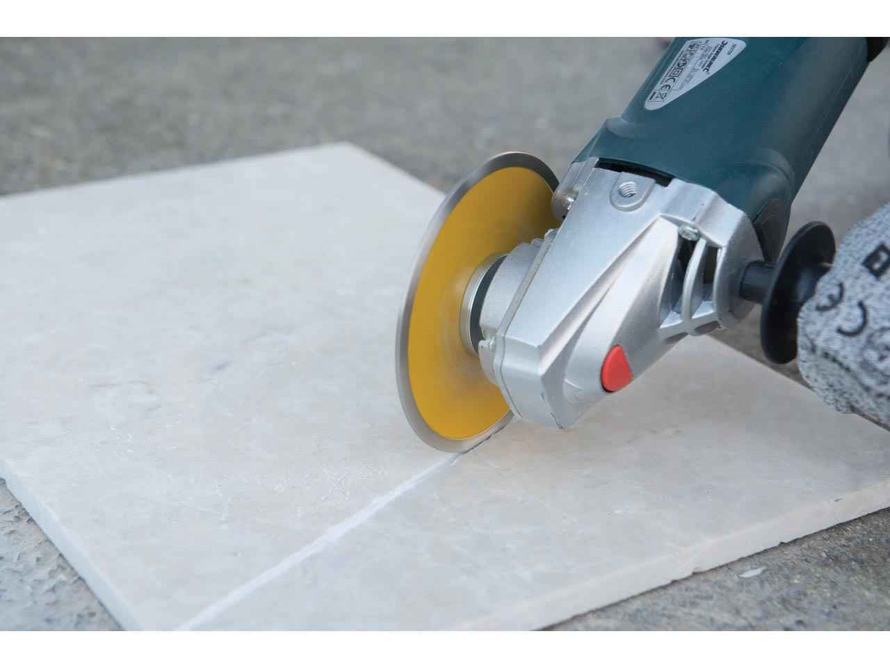 Silverline 918528 tile cutting diamond blade 200 x 254mm authorised reseller dailygadgetfo Images