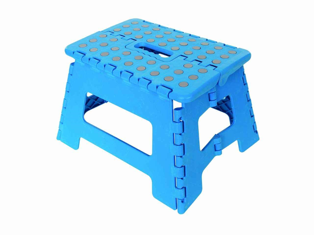 Swell Silverline 968731 Folding Step Stool 150Kg Alphanode Cool Chair Designs And Ideas Alphanodeonline